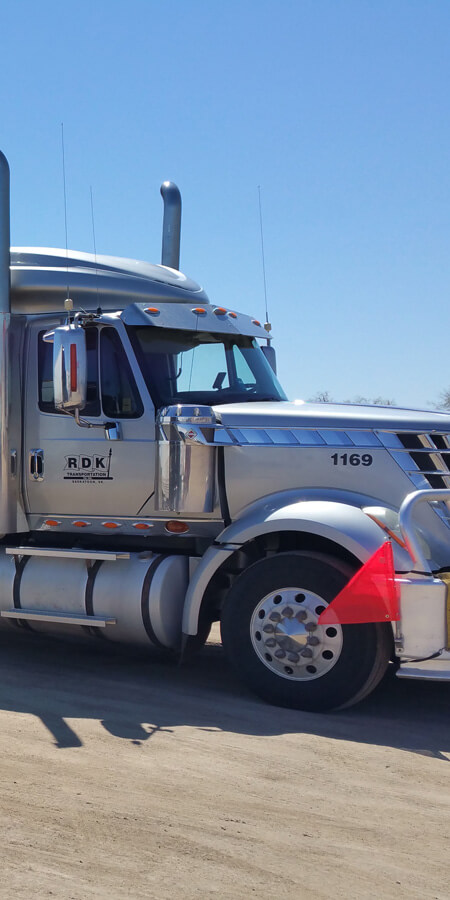 RDK Transportation Truck